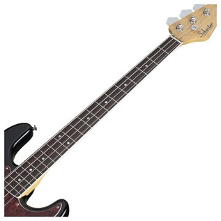 Diamond-P Plus Bass Guitar, Gloss Black