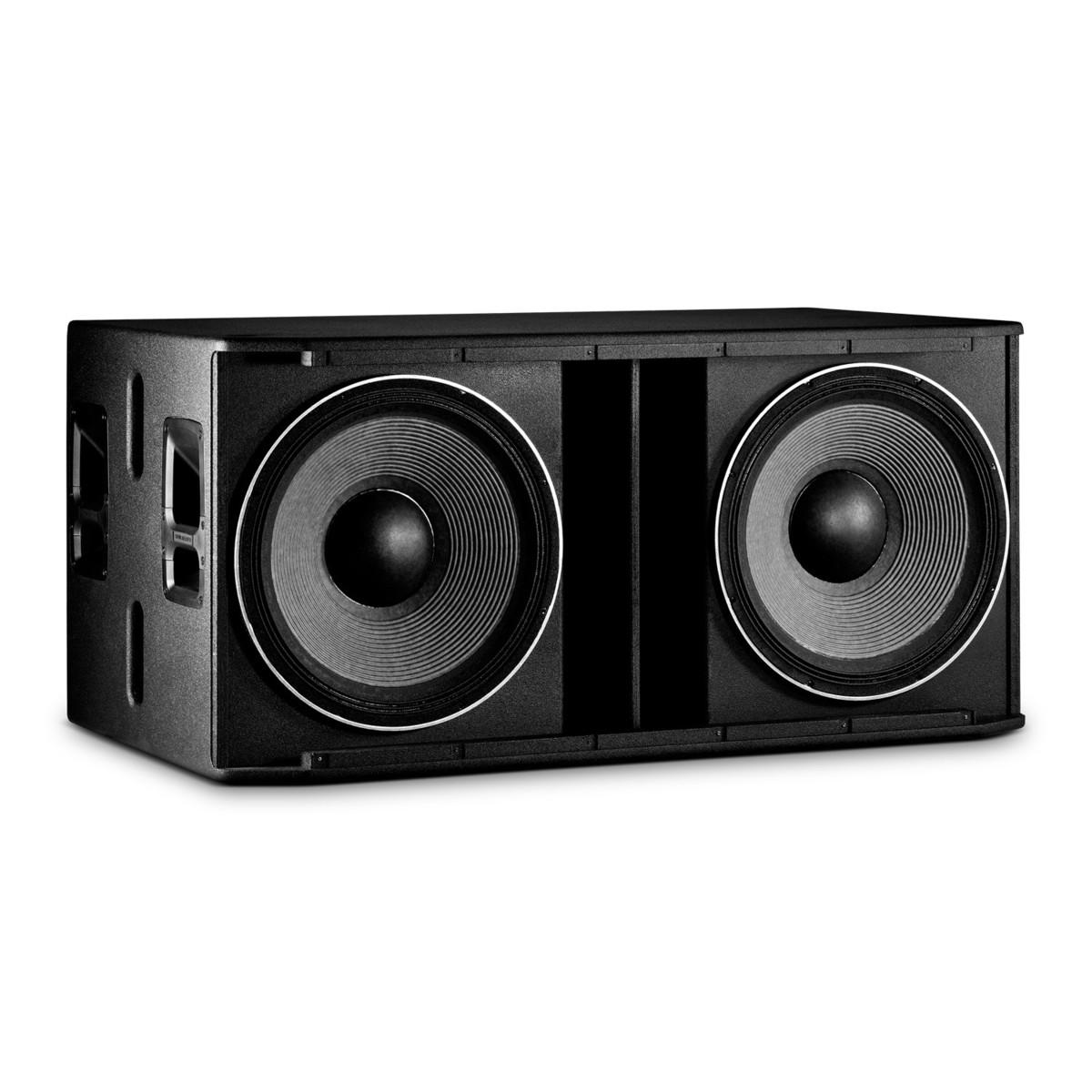 jbl srx828sp 18 dual active subwoofer system at gear4music. Black Bedroom Furniture Sets. Home Design Ideas