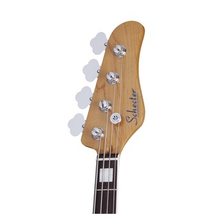 Schecter Diamond-J Plus, Headstock