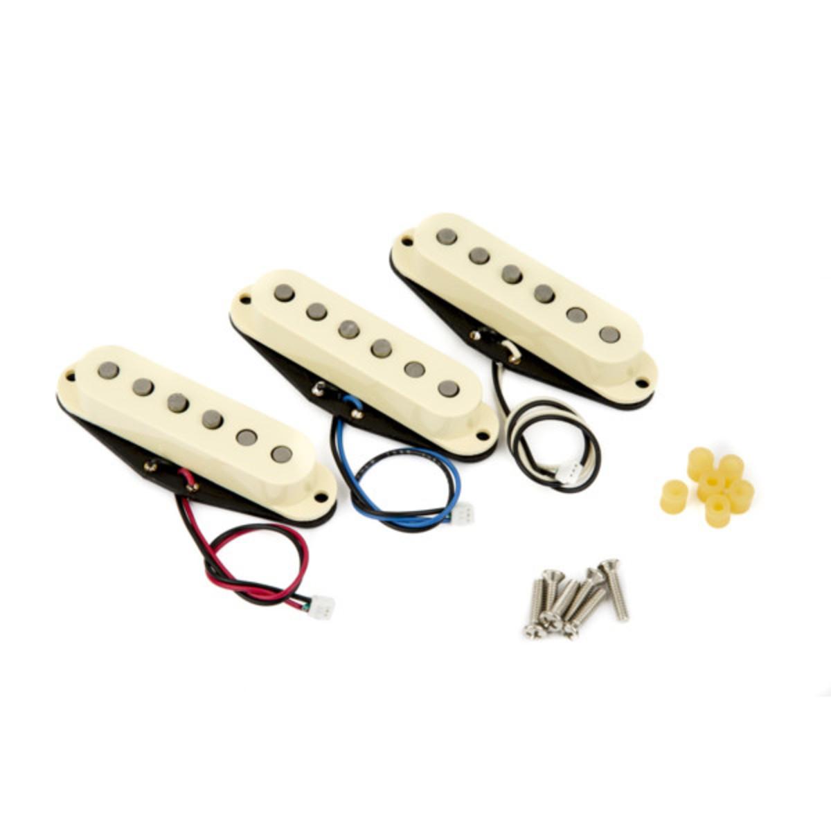 Fender Texas Special Solderless Stratocaster Pickups At Gear4music