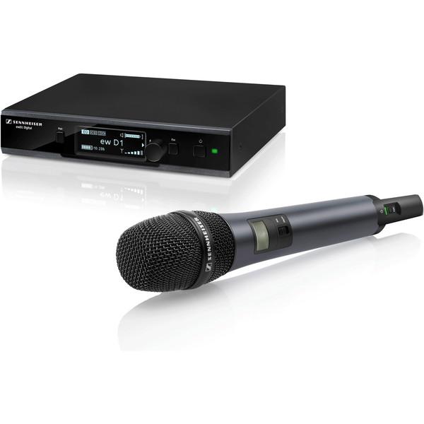 Sennheiser EW D1-845S Digital Wireless Handheld Microphone System