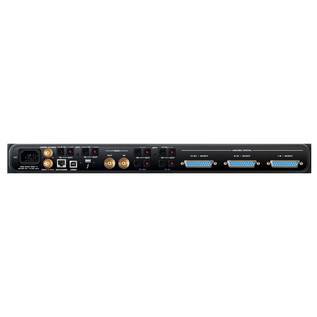 Motu 112D Thunderbolt AVB and USB Audio Interface, Rear