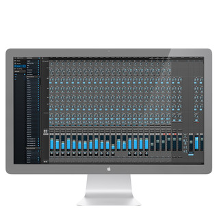 Motu 112D Thunderbolt AVB and USB Audio Interface, Mixer