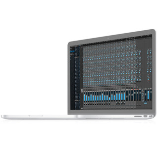 Motu 112D Thunderbolt AVB and USB Audio Interface, Mac Book Web App