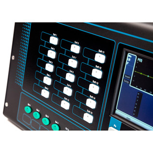 Allen and Heath QU-PAC Ultra Compact Digital Mixer, Front