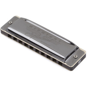 Fender Midnight Harmonica, Key of E
