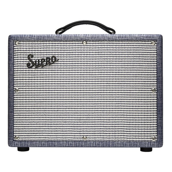Supro 1622RT Tremo-Verb Combo Amp