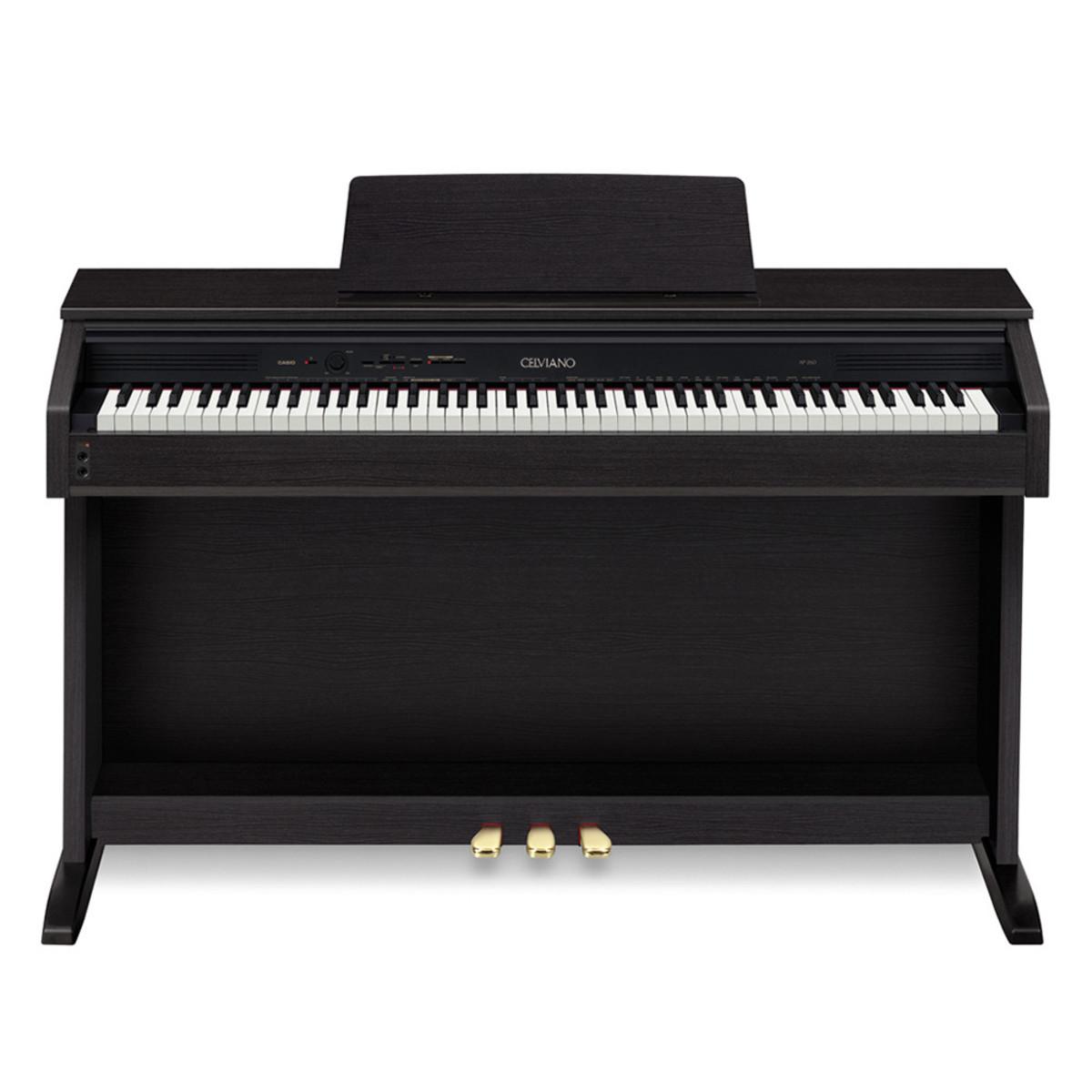 casio celviano ap 260 piano num rique. Black Bedroom Furniture Sets. Home Design Ideas