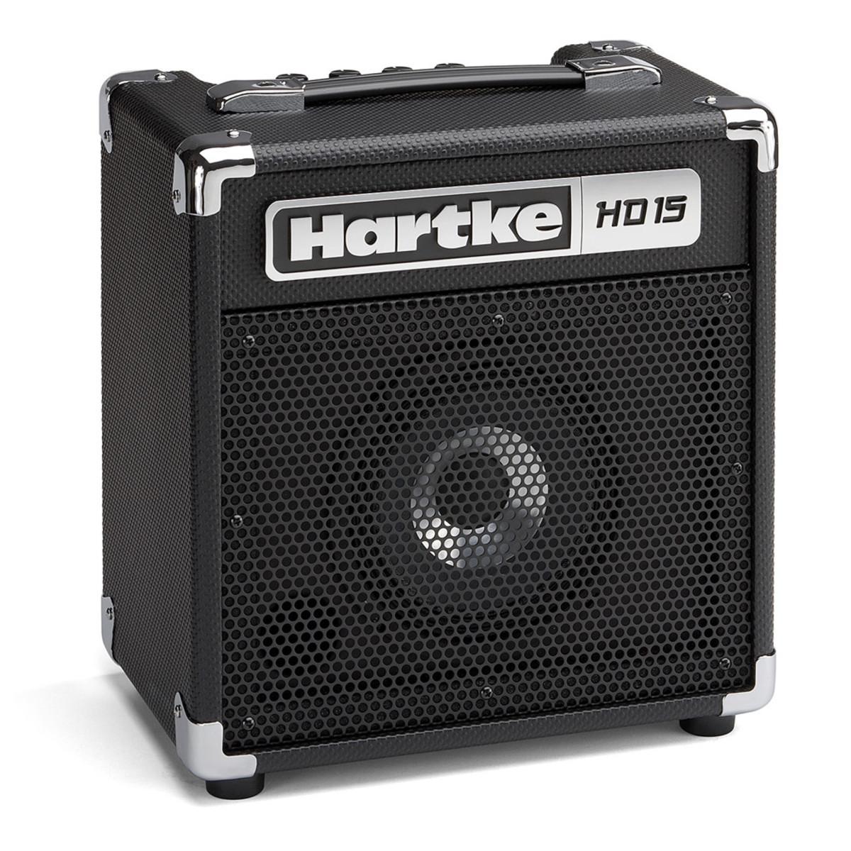 hartke hd15 bass practice amp at gear4music. Black Bedroom Furniture Sets. Home Design Ideas