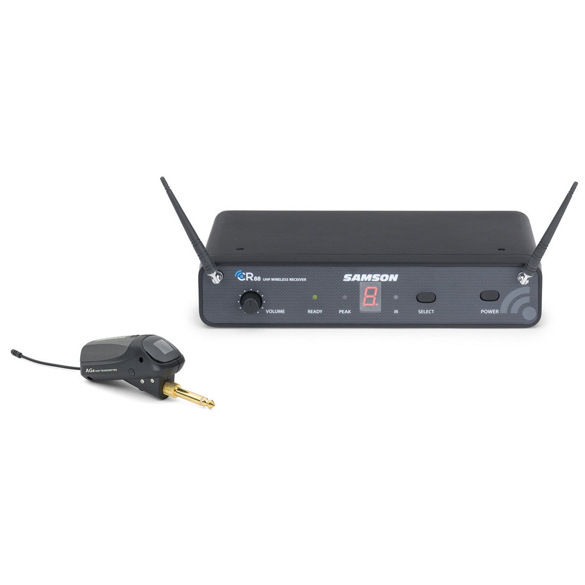 Click to view product details and reviews for Samson Airline 88 Guitar Uhf Wireless System.