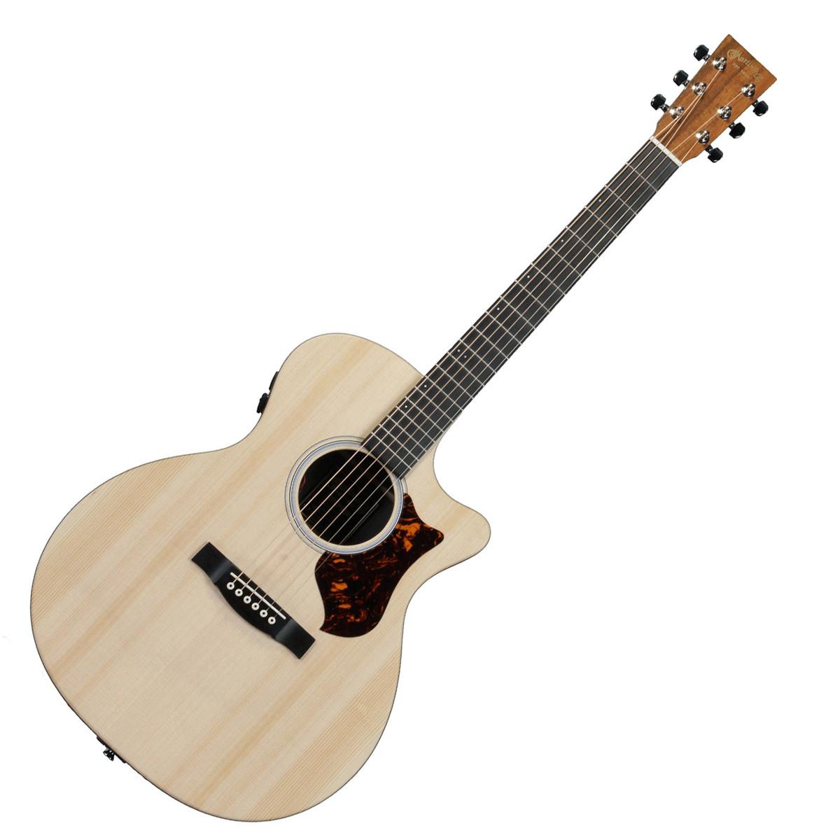 disc martin guitare electro acoustique gpcpa5k koa. Black Bedroom Furniture Sets. Home Design Ideas