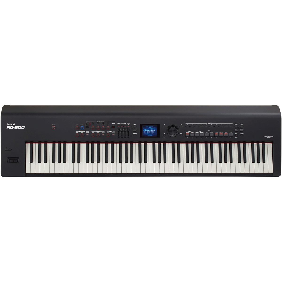 roland rd 800 stage piano at. Black Bedroom Furniture Sets. Home Design Ideas