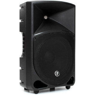 Mackie Thump 12 Active PA Speaker Pair with FREE Speaker Stands