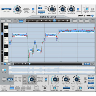 Antares Auto-Tune 8 Pitch Correction Software 3