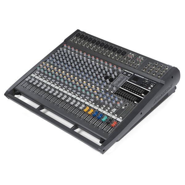 Samson S4000 Powered Mixer