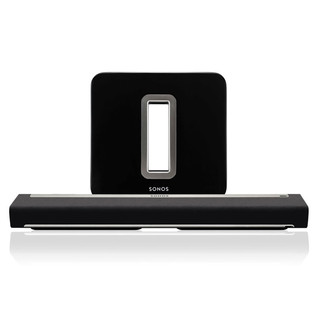 Sonos PLAYBAR and SUB 3.1 Wireless Cinema System Bundle