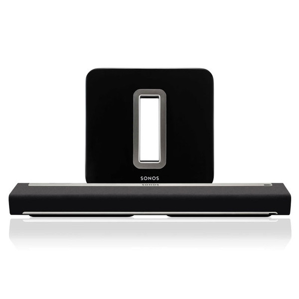 Sonos PLAYBAR and SUB 3.1 Wireless Cinema System Bundle