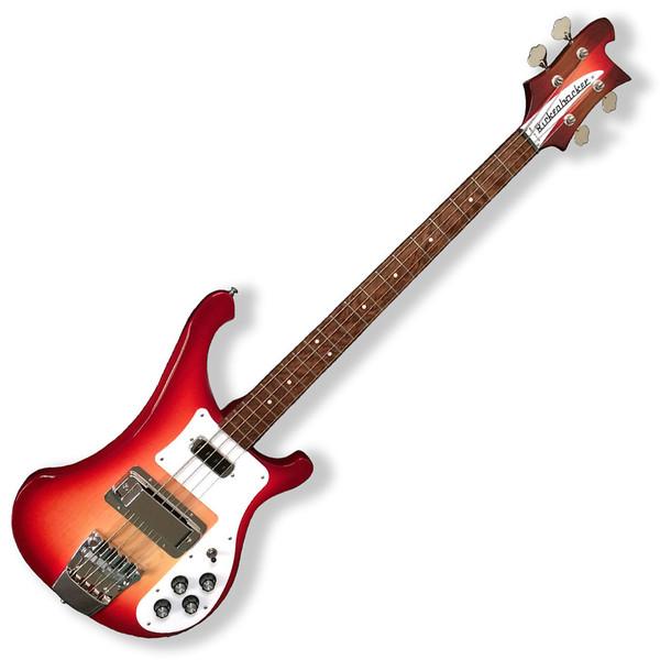 Rickenbacker 4003S Bass Guitar, Fireglo