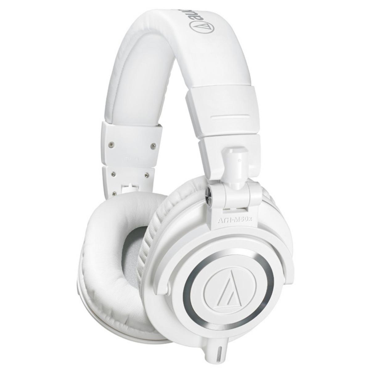 Audio Technica ATH-M50x Professionella Monitoring-Hörlurar 0c4aa6537d253