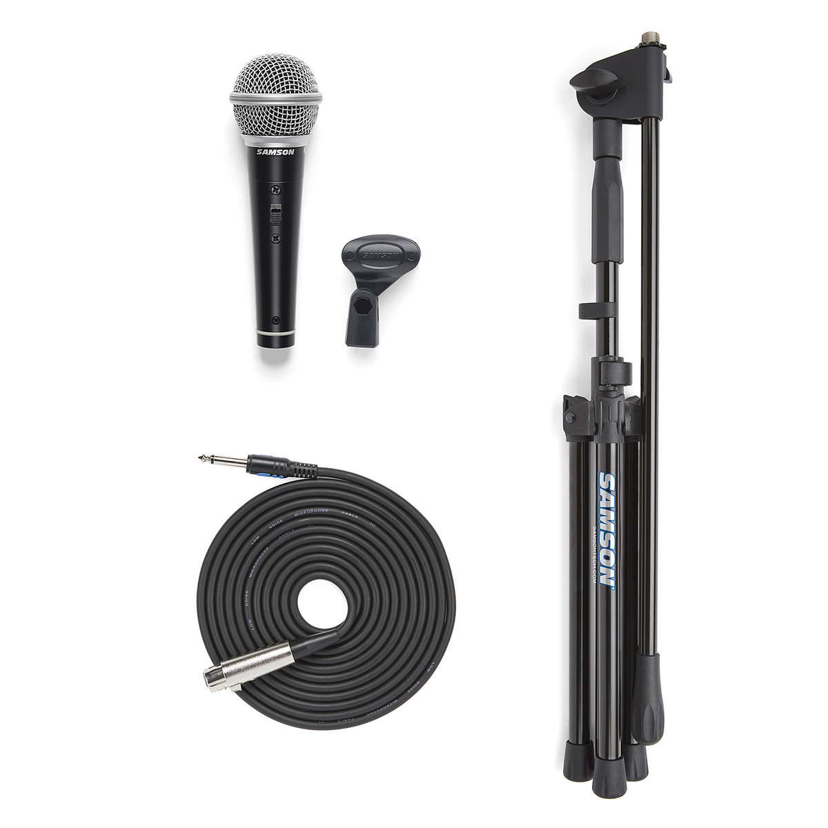 Samson Vp10 Microphone Value Pack With Xlr To Jack Cable At Gear4music Wiring Loading Zoom