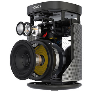 Sonos PLAYBAR, PLAY 1 and SUB 5.1 Wireless Cinema Bundle 11