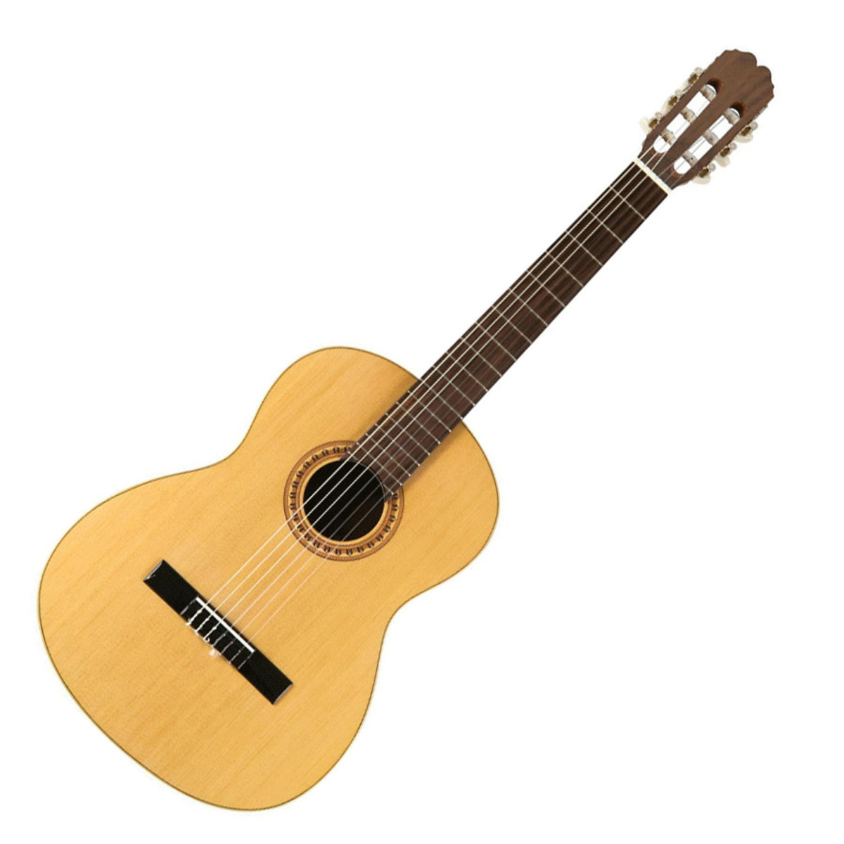 Manuel rodriguez model 10 caballero guitar at for Guitarras de luthier