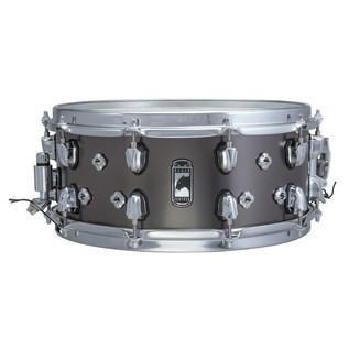 Mapex Black Panther The Wraith 14 x 6 Brass Snare Drum, Stealth Black