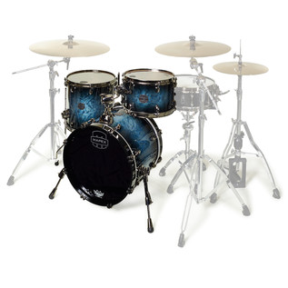 Mapex Saturn V MH Exotic Series Club Classic, Deep Water Maple Burl