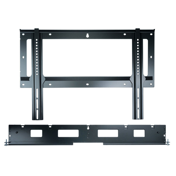 Flexson Flat to Wall Mount for SONOS PLAYBAR - Black (Single)