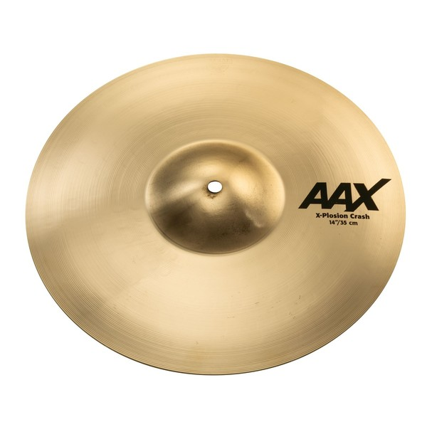 Sabian AAX 14'' X-Plosion Crash Cymbal, Brilliant Finish - Main Image