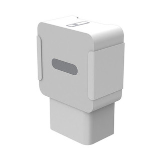 Flexson Wall Mount for SONOS CONNECT:AMP - White (Single)