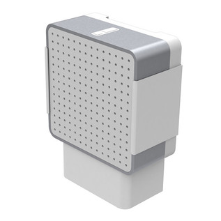 Flexson Wall Mount for SONOS CONNECT:AMP - White (Single) 2