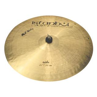 Istanbul Agop Signature Mel Lewis 21'' Ride Cymbal