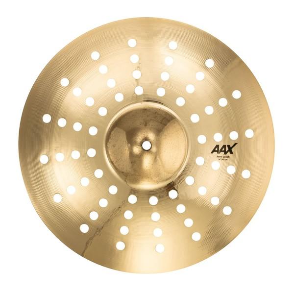 Sabian AAX 16'' Aero Crash Cymbal, Brilliant Finish - Main Image