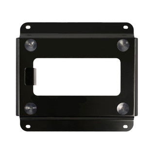 Flexson Wall Mount for Sonos SUB, Black 2