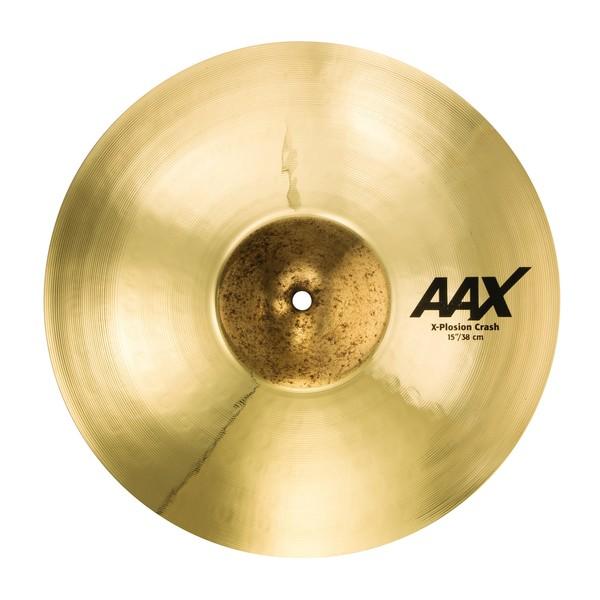 Sabian AAX 15'' X-Plosion Crash Cymbal, Brilliant Finish