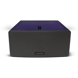 ColourPlay Skin for Sonos PLAY:3, Imperial Purple Matt