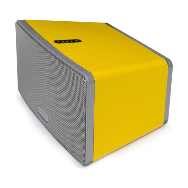 ColourPlay Skin for Sonos PLAY:3, Sunflower Yellow Gloss