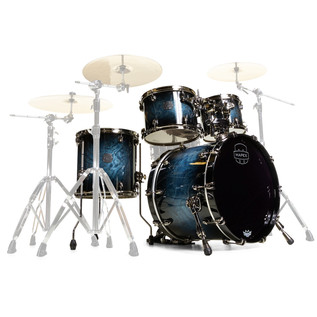 Mapex Saturn V MH Exotic Series Club Fusion, Deep Water Maple Burl