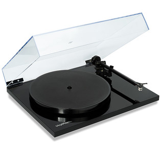 Flexson VinylPlay Turntable A2D/Pre-out, Black