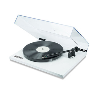 Flexson VinylPlay Turntable A2D/Pre-out, White 4