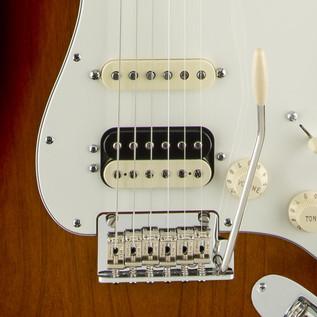 Fender American Standard Strat HSS Shawbucker, MN, 3-Color Sunburst