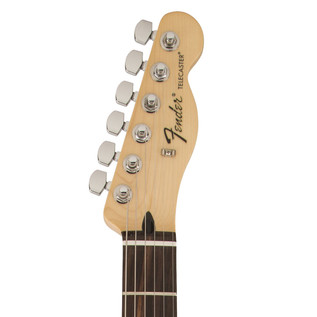 Fender Standard Telecaster HH Electric Guitar, Ghost Silver