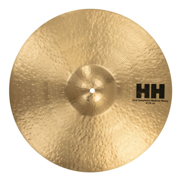 Sabian HH 18'' New Symphonic Cymbal Medium Heavy