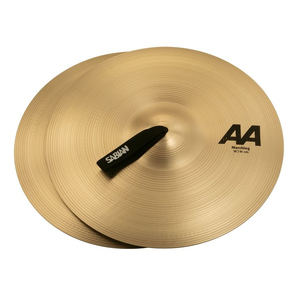 AA 16'' Marching Band Cymbals
