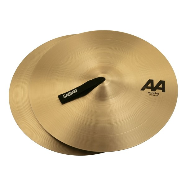 AA 17'' Marching Band Cymbals