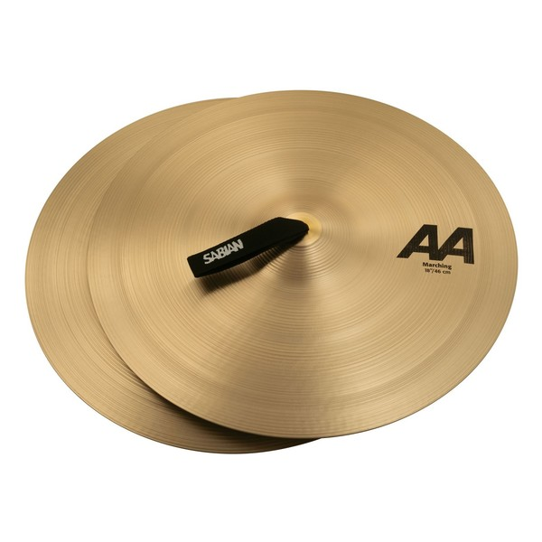 AA 18'' Marching Band Cymbals