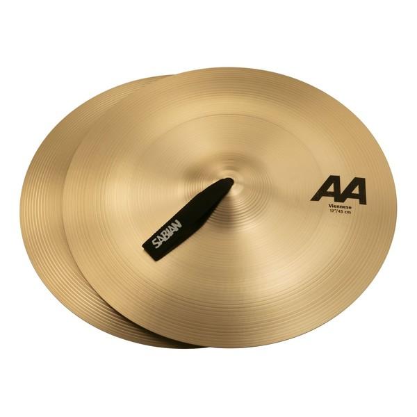 Sabian AA 17'' Viennese Cymbals - main image