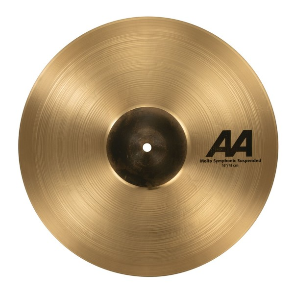 Sabian AA 16'' Molto Symphonic Suspended Cymbal - main image