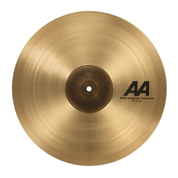 Sabian AA 17'' Molto Symphonic Suspended Cymbal - main image